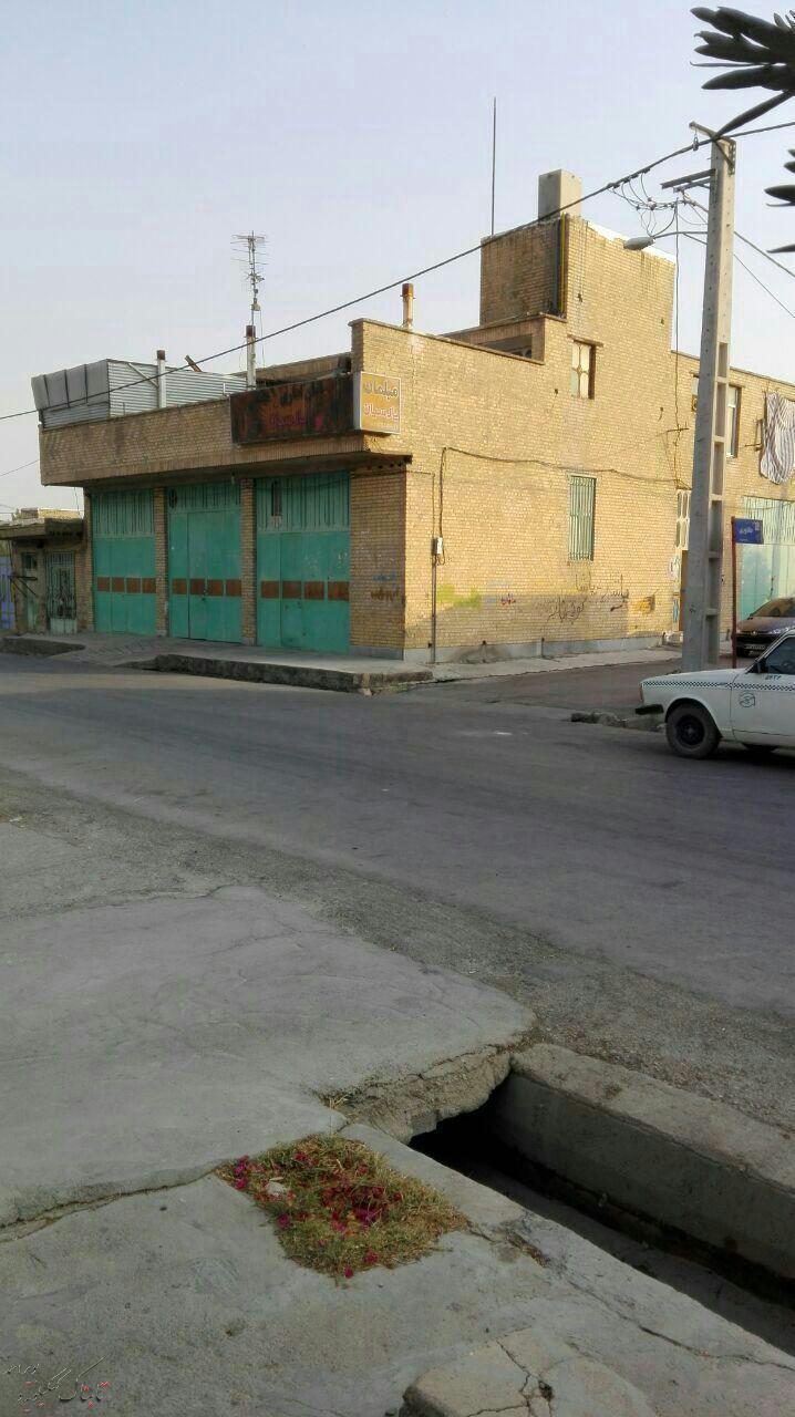 یک سال از آتش سوزی ملک خیابان ابوذر دهدشت گذشت! / نه کسی پیگیر حال و روز خسارت دیدگان شد و نه حکم نهایی صادر گردید + تصویر