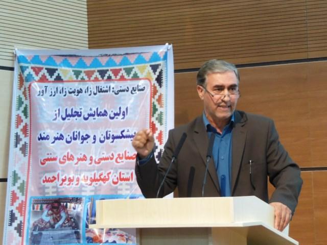 انتقاد از مسئولینی که همراه نیستند / هم دولت و هم استانداری در خصوص حمایت از تولیدات استانی مصوبه دارند + تصاویر